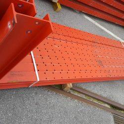 Raft Cantilever Tip L 5 m +3 brate