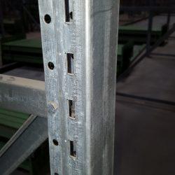 Rafturi metalice pentru Hală