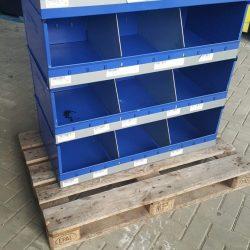 Cutii metalice pentru depozitare