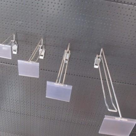 Accesorii pt panouri perforate