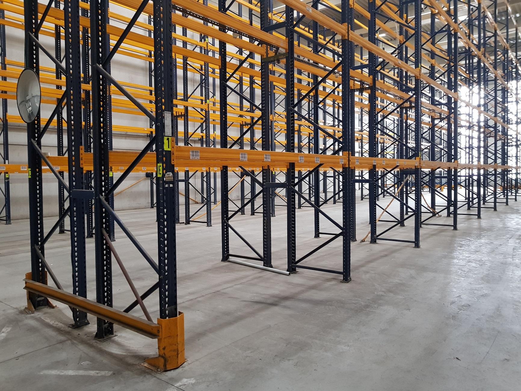 Raft industrial pt europaleti
