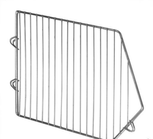 Cosuri din grilaj separator
